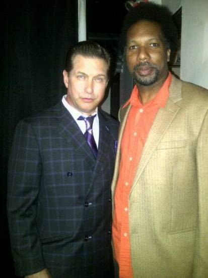 Stephen Baldwin & The Legendary